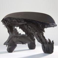 Dezeen » Blog Archive » Today at Dezeen Platform: Jólan van der Wiel #van #der #black #stool #magnet #wiel