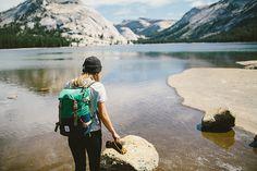 Likes | Tumblr #wandering #mountain #river