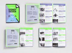 Brochure dimensions