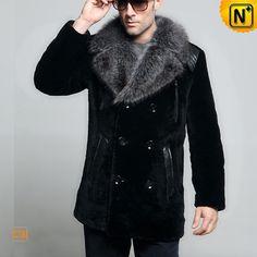 Shearling Sheepskin Winter Coat CW868007
