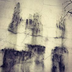 All sizes | Untitled | Flickr - Photo Sharing! #ooze #concrete #instagram #betong #grime #wall #stains #mold