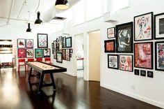 SND CYN Studios #office #design
