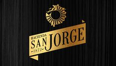 SAN JORGE. SPANISH PREMIUM WINE.