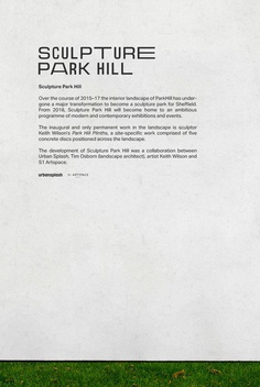 S1 - Sculpture Park Hill on Behance
