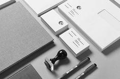 Looks like good Identity by Lundgren+ Lindqvist #stamp #identity #grey