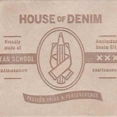 Urform - Bas de Boer #branding #denim #symbol #identity #logo