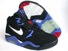 NIKE Air Force 180 #nike #sneakers #basketball