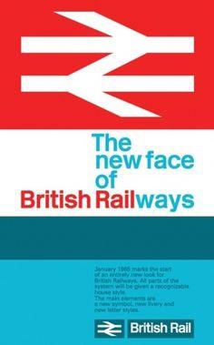 British Rail's double-arrow | Logo Design Love