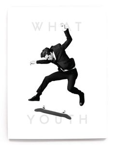 What Youth Issue 16: On Sale Now The Dylan Rieder Issue
