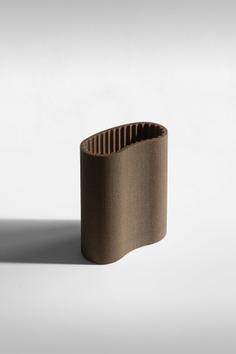 Plica Vase by Hayo Gebauer