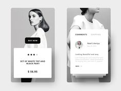 Detail + Comments section by Prakhar Neel Sharma