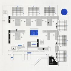 STUDIO MAP : OPEN #map #risograph