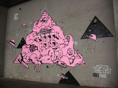 2010 // THE LAST ONE #gris1 #art #street