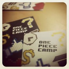 Mwh.: One Piece Camp #piece #pixel #one