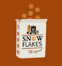 BLDGWLF #snow #flakes