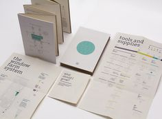 Window Farms: Information Design Book on Behance #infographic #binding #guide