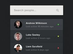 List #list #mobile #ui