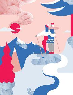 Lapland by Janine Rewell — Agent Pekka