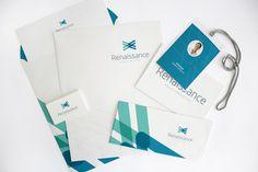 Renaissance - Amy Martino - Design + Art Direction #logo #pharma
