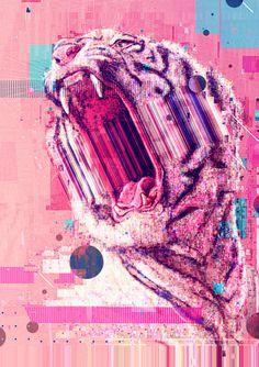 Digital Decade III – RAWr (byMart Biemans)