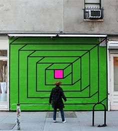 Aakash Nihalani | PICDIT #design #tape #art