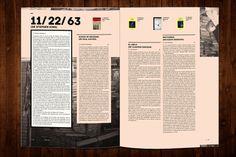 Revista Dale on Behance