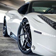 Stunning Ferrari 458 Italia