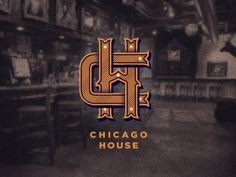 Chicago_drib #branding #typography