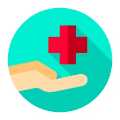 See more icon inspiration related to wellness, hand, healthcare and medical, hands and gestures, alternative, health care, medication, pharmacy, hands, medicine and healthcare on Flaticon.