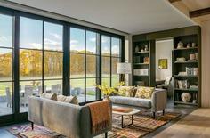 living room / Joan Heaton Architects