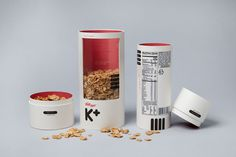 A Creative Re-Design Of Kellogg's Iconic 'Special K' Packaging