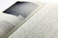 Laia Sacares.It's All About Type Editorial Design #design #graphic