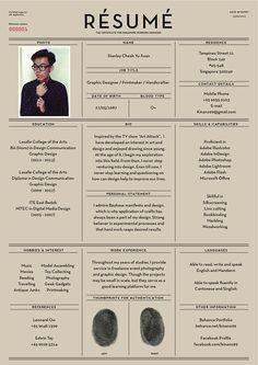 Rsum #resume