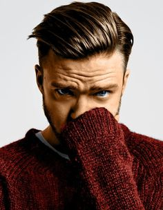Justin Timberlake in The New York Times Style Magazine (colorized version)Style For Menwww.yourstyle men.tumblr.comVKONTAKTE//FACEBOOK #styl