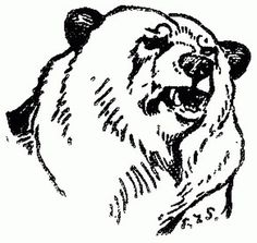 Google Image Result for http://www.gutenberg.org/files/11135/11135-h/images/001.gif #bear #stamp #ink