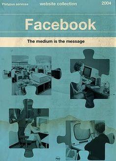 The Collective Loop #design #graphic #facebook #poster #art #retrofuturs
