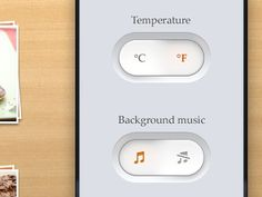 Dribbble - Quick Setting Toggles by Max Rudberg