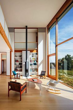 New Pennsylvania Farmhouse by Cutler Anderson Architects 4