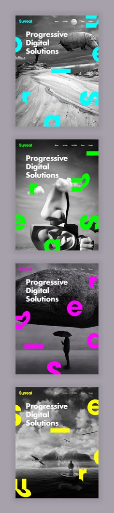 Surreal, Progressive Digital Solutions
