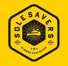 Sole Savers Identity #seal #logo #illustration #identity
