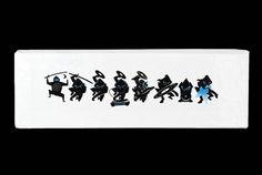 Hardformat » Ninja Tune – XX, 20 Years of Beats and Pieces #ninja #illustration #tune #music #beats