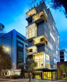 Chic Hotel by plan:B Arquitectos