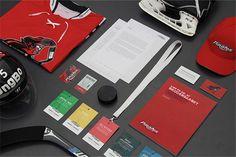 Aalborg Pirates on Behance #sports #identity #stationery