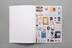 HEYDAYS – Recent Projects Special | September Industry #print #magazine #stuff
