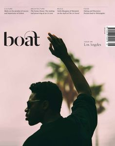 Boat (London UK + Los Angeles USA) #magazine #cover