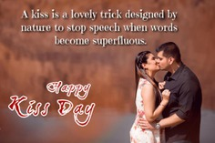 Happy Kiss day Messages 2020
