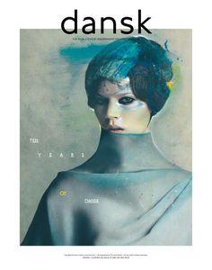 http://thenewexhibition.com/post/17700202029/freja beha erichsen by christian brylle #cover #magazine #dansk #publication