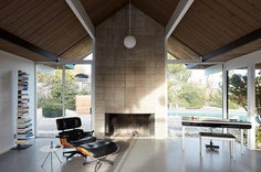 Eichler Atrium Home Remodel by Klopf Architecture in California 10