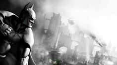 Batman Arkham City Masthead #batman