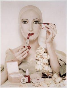 Fashion Photography by Erwin Blumenfeld | Cuded #fashion #photography #erwin #blumenfeld